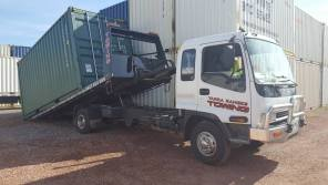 Container Towing